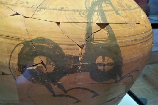 MUSEO NUMANTINO cerámica