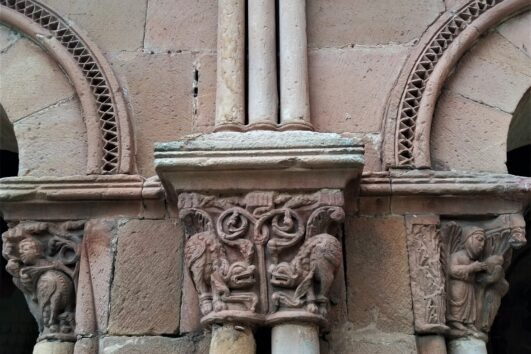CONCATEDRAL claustro detalle