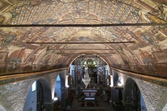 SANTA MARIA bóveda
